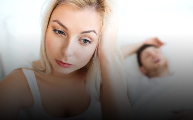 Anti Snoring treatments available at The Dental Gallery in Ealing