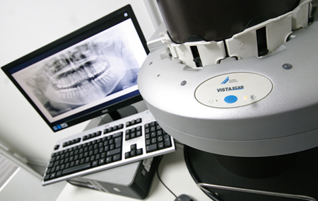 Vista Scanner used at The Dental Gallery